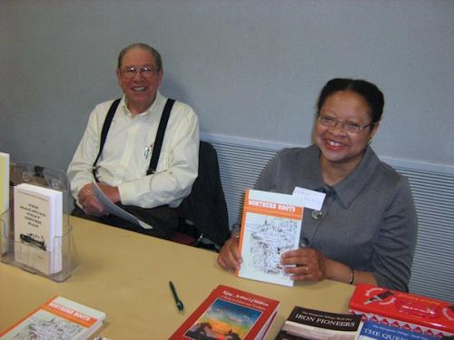 Bob DobsonValerie and Valerie Bradley-Holliday