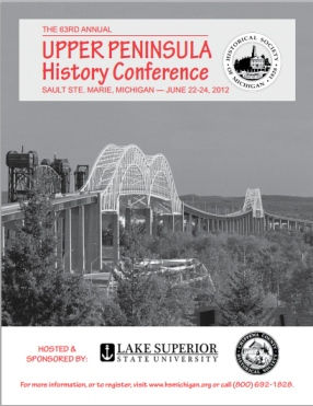 2012 Upper Peninsula History Conference