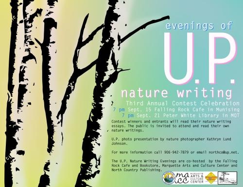 Natureeveningssmall poster